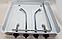 Настольная газовая плита таганок D&T DT-6004 на 4 конфорки, фото 6