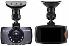 Видеорегистратор Dashcam с логотипом Metabo