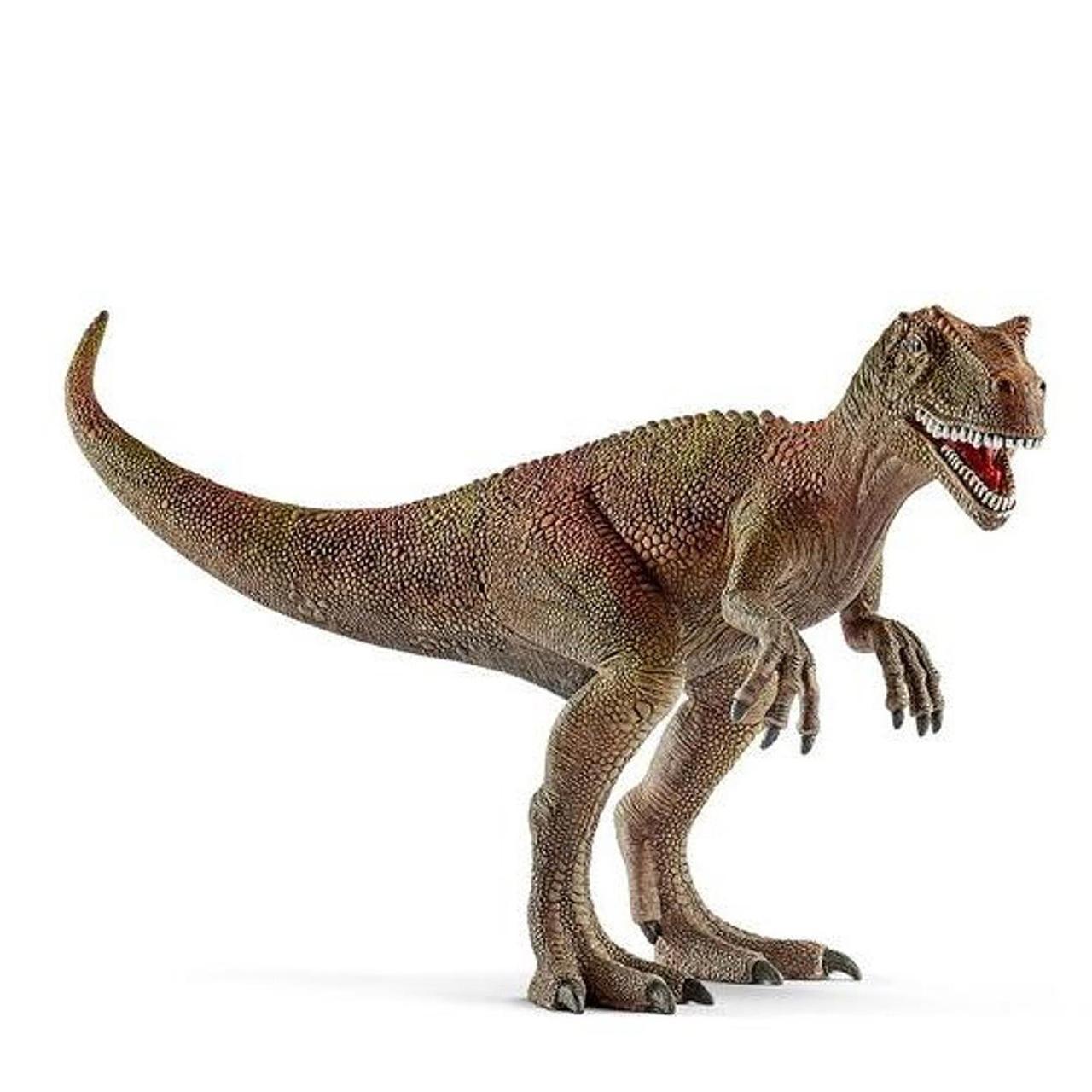 Игрушка-фигурка 'Аллозавр';подвижная нижняя челюсть Schleich  14580