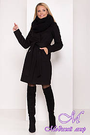 Жіноче зимове пальто кашемірове (р. S, M, L) арт. Л-82-11/44225