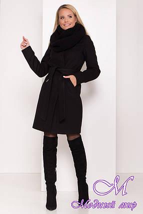 Женское кашемировое зимнее пальто (р. S, M, L) арт. Л-82-11/44225, фото 2