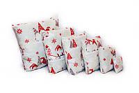 Набор новогодних подушек из 7 шт Гномы