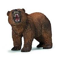 Игрушка-фигурка 'Медведь гризли'  Schleich  14685