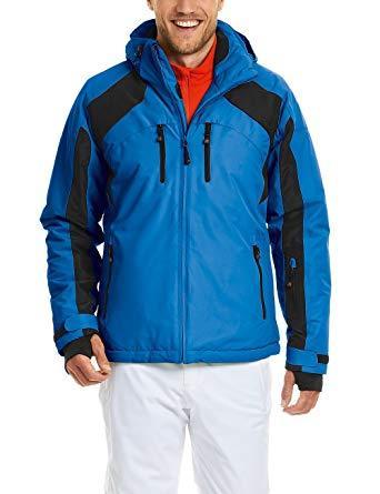 Чоловіча гірськолижна куртка Maier sports 52р (M\L) синя