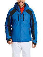 Мужская горнолыжная куртка Maier sports 52р (M\L) синя