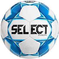 Мяч футбольный для детей SELECT FUSION (размер 3)