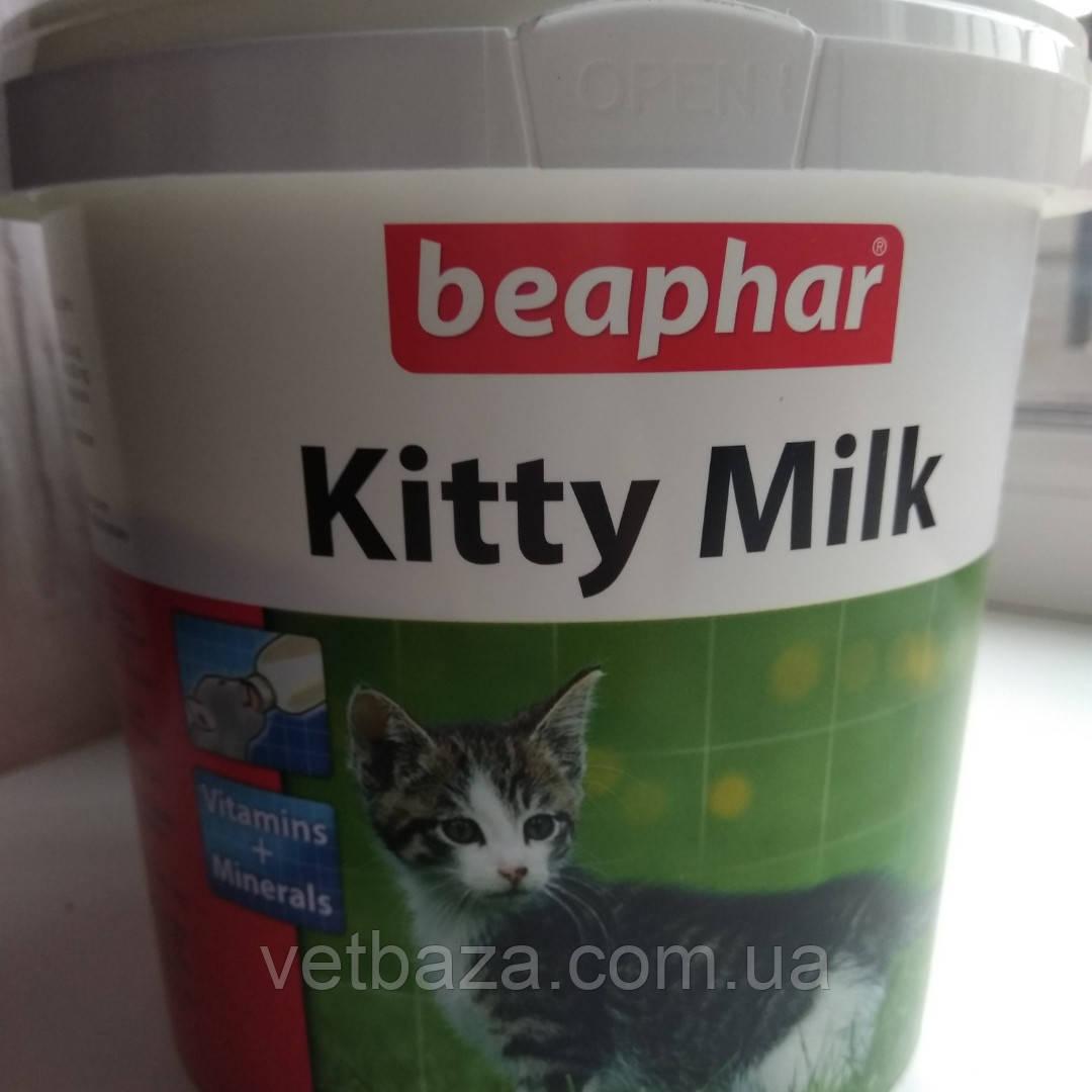 Beaphar Kitty Milk - сухое молоко для котят, 500гр