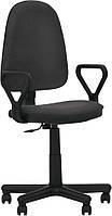 Кресло поворотное Standart GTP Ткань C-26  серый для офиса, дома.
