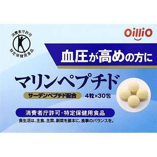 Морской пептид Oillio из белка сардины 120 таблеток на 30 дней