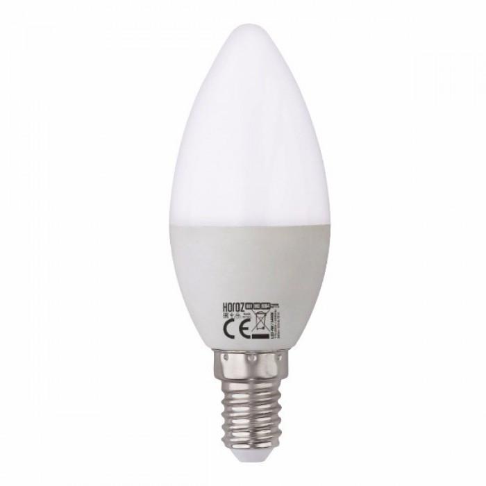 Світлодіодна лампа ULTRA-10 10W C37 Е14 3000K свічка Код.59704