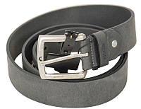 Ремень мужской Picard Belt 4 Black Stone серый 124х4 см