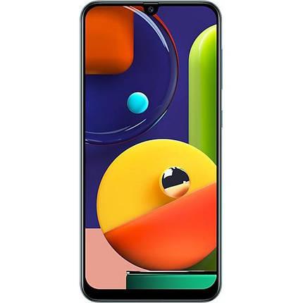 Смартфон Samsung Galaxy A50s 2019 6/128GB Green, фото 2