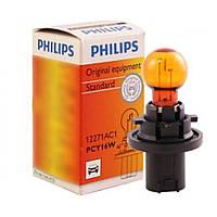 Лампа накаливания Philips PСY16W, 1шт/картон 12271AC1