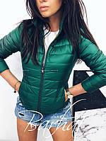 Женская модная весенняя курточка