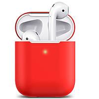 Чехол ESR для Apple AirPods Breeze 1/2 Cover, Red (4894240088333), фото 1