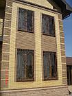 Решетки на окна кованые, фото 3