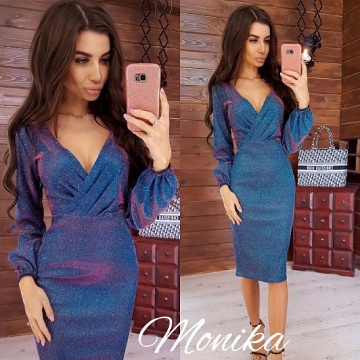 Женское платье нарядное Хамелеон 8030, фото 1