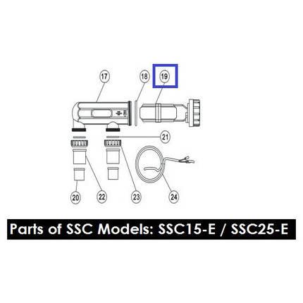 Заменяемая ячейка для Emaux SSC15 (08050018), фото 2