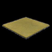Плитка гумова 15 мм (жовта)