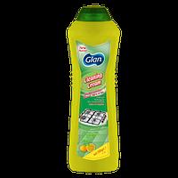 Крем для чистки кухонных плит и поверхностей Лимон 500 мл Gian