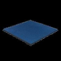 Плитка гумова 15 мм (синя)