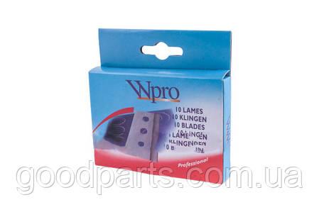 Лезвия заменяемые (сменные) для скребка Whirlpool 481281728162, фото 2