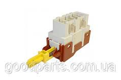 Кнопка сетевая для стиральной машины Zanussi 1249271402