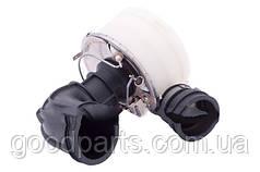 Нагревательный элемент (тэн) проточный для посудомоечной машины Ariston-Indesit 1800/1960W C00257904