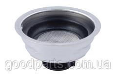 Крема-фильтр (фильтр сито) на одну порцию для кофеварки DeLonghi 7332173700