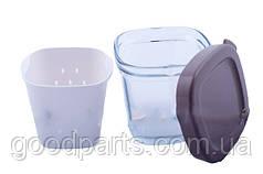Баночка (стаканчик) для йогуртницы Tefal с крышечкой SS-193386