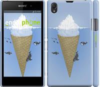 "Чехол на Sony Xperia Z1 C6902 Мороженое Айсберг ""2882c-38"""