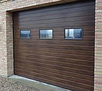 Гаражные ворота ALUTECH Prestige 45, 2250x2000, фото 1