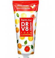 Пінка Д.v8 очищаюча з вітамінами 100 мл