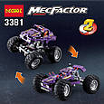 "Конструктор Decool 3381 ""Монстрогрузовик"" 329 деталей. Аналог Lego Technic 42005, фото 2"