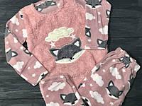 Детская пижама для девочек, на 4,6 лет, Fancy