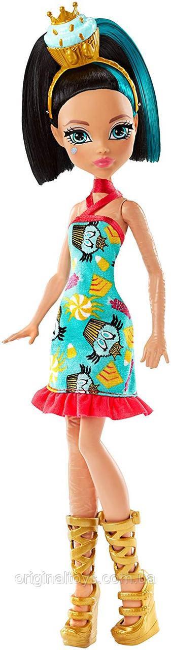 Кукла Monster High Клео Де Нил Страх как сладко Mattel