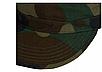 Кепка польова армійська камуфляж вудланд бавовна 100% ріп-стоп MFH Німеччина, фото 4