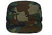 Кепка польова армійська камуфляж вудланд бавовна 100% ріп-стоп MFH Німеччина, фото 6