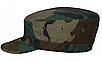 Кепка польова армійська камуфляж вудланд бавовна 100% ріп-стоп MFH Німеччина, фото 7