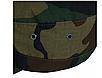 Кепка польова армійська камуфляж вудланд бавовна 100% ріп-стоп MFH Німеччина, фото 9
