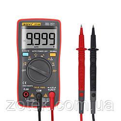 ZOYI ZT109 Защищённый Мультиметр тестер  9999 отсч., ZOTEK ( RM109 AN8008 )