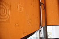 Ролеты тканевые, ткань ИКЕА, рулонные шторы