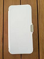 Чехол-книжка для iPhone 5/5S white