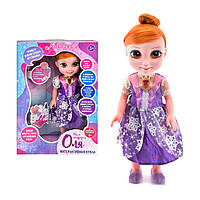 Интерактивная кукла Анна