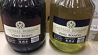 Вино сухое белое Castelli Romani (Кастели Романи), 5 л