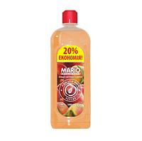 """Крем-мыло """"Марио"""" 1л.Персик (12шт. / Уп.)"""
