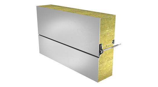 Сендвич панель SP2D W ENERGY МинВата