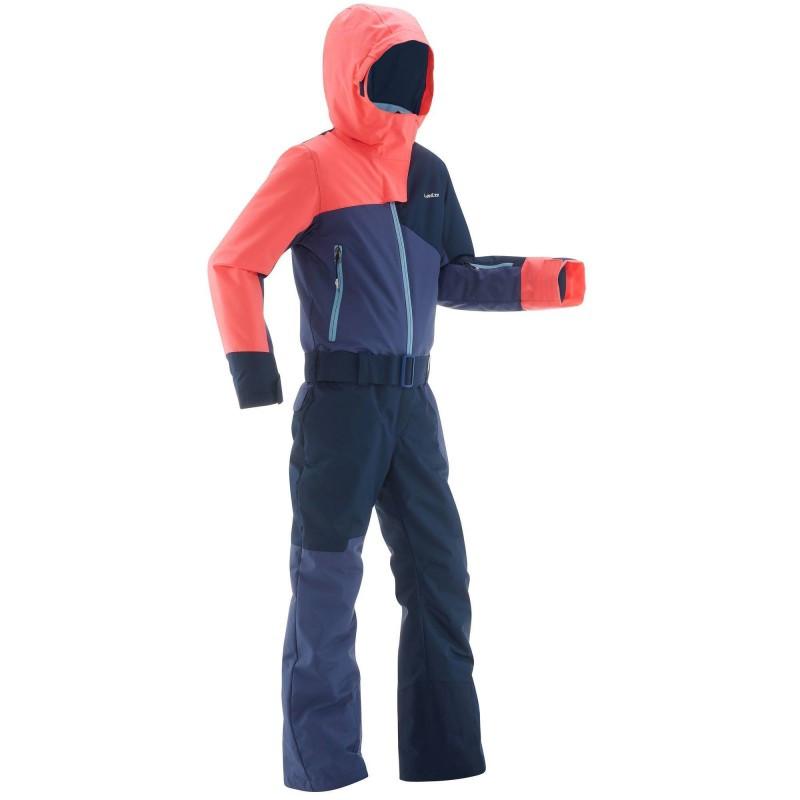 Комбинезон горнолыжный детский Wedze SUIT 500