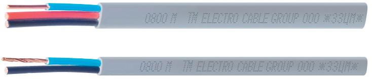 Кабель ВВГ 3 нг-П (б) 3 x 6 ДСТУ