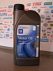 Моторное масло Gm 10w40 1л